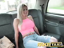 Fake Hub - Faketaxi Stunning Blonde With Perfect