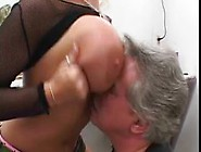 Hot Blonde With Perfect Tits Is A Cocksucking Specialis
