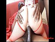 2 Big Black Negeo Cock Ruining White Blond Girl With Big Real Ti