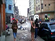 Street Prostitutes Of Bogota,  Morboking, Pt2