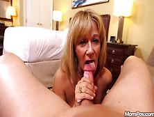 Hot Mom Sandra In Pov Anal