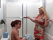 A Sweet,  Innocent Redhead Has Her First Ever Lesbian Sex