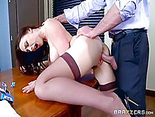 Chanel Preston And Charles Dera Are Having A Great Time With Eac