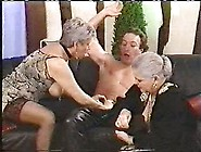 Mature 2 German Grannys Anal,  Fist,  Piss (Nasty)