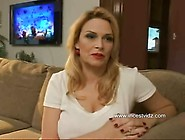 Hot Mom Just Can't Resist Her Son's Rock Hard Cock