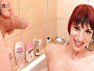 This Sexy Red Head Wants To Drink Piss