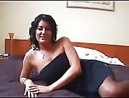 Seductive Mama From Italia In Her First Scene