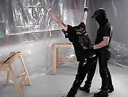 Very Intense Bondage With Gay Guys Having Fun