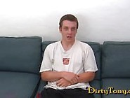 Daniel Hits The Casting Couch