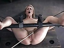 Ass Caning And Pussy Spanking