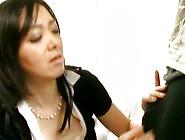Wonderful Chick Michiru Sakura Is Sucking Huge Phallus