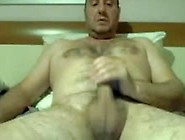 Hairy Amateur Daddy Solo