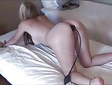Amateur Anal Whore Gets What She Deserve