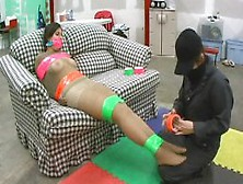 Charlottes Pantyhose Kidnapping