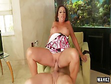 Wankz milf margo sullivan facial - 2 part 6