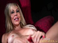 Erica Lauren Drives Her Peach To Orgasm With Her Skillful Finger