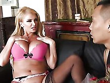Insatiable Milf With Big Tits Gets Fucked By An Amateur Cock