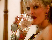 Blonde Cougar With Tattoo Experiences A Steamy Hardcore Sex In A