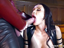 Patty Michova Fucked By A Throbbing Fick