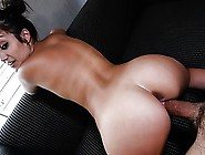 Bubble Butt Devyn Heart Pounded Her Twat With Doggy Style
