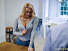 Danny D Seduced By His Girlfriend Busty Mother Amber Jayne