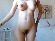Big Tits Boobs Big Dark Nipples Slim Hairy Pussy