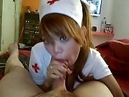 Indo Nurse Blowjob