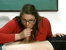 Blowjob Teacher