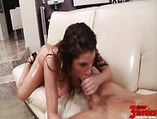 Aleska Nicole Is Slippery When Wet