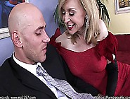 Nina Hartley-Driving Miss Hartley With Johnny Sins In Cougars In