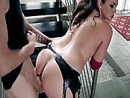 Anal Lover Allie Haze Gets Her Round Wet Ass Pounded