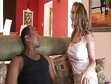 Big Black Cock Fucks A Sexy Milf In Her Tight Pussy