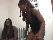Ebony Lesbian Fever Ii... Usb