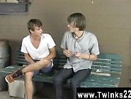 Video Naturist Gay Ashton Rush And Casey Jones Are Being Very Na