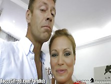 39 Year Old Goddess Fucks Rocco.