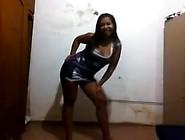 Novinha Dancando 11