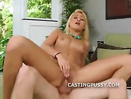 Tightest Petite Teen Rides On Big Dick
