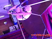Nora Barcelona Baile Y Striptease En El Seb