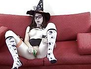 Kristine Kahill's Halloween Adventure