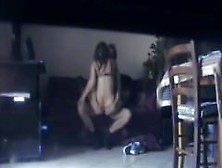 Another Italian Fuckfriend Teen Amateur On The Ouch.  Complete V