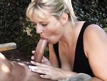 Milf Large Cum In Mouth