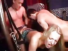 Swinger Orgy Gone Kinky