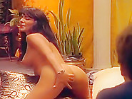 Horny Brunette Hyapatia Lee Rides Cock