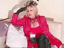 Granny Jasmine Accepts Blow Job Reward,  Part One