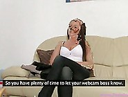 Zara Went To A Porn Video Casting And Enjoyed Making Love With A
