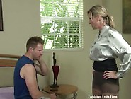 Horny Blonde Milf Jodi West Was Never Fucked By A Male Porn Star