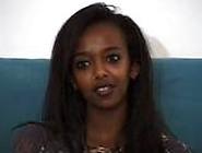 Real Casting Girls - Hot Ebony Bagheera 18 Years Old