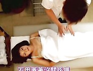 Savory Japanese Slut Screwed In Spy Cam Massage Video