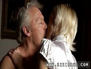 Two Chicks Fucked Blowjob His Present Wife Is Well Past Her Sell