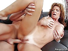 Busty Deauxma Is A Horny Milf Who Knows What She Wants And How T